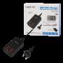 LOGILINK USB TABLE CHARGER 6XUSB 32W