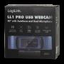 LOGILINK LL1PRO WEBCAM 80⁰ FULL HD