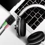 LOGILINK USB-C LYDKORT 2X3.5MM JACK IN/OUT