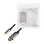 LOGILINK USB-C/M - HDMI-A/M KABEL 1.8M