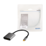 LOGILINK USB-C/M - DISPLAY PORT/F 4K ADAPTER
