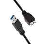 LOGILINK USB 3.0 A-B MICRO 3M