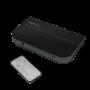 LOGILINK HDMI SWITCH 4X 4K M/FJERNBETJENING