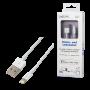 LOGILINK LIGHTNING - USB-A KABEL MFI 1M