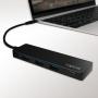 LOGILINK USB-C 3.2 HUB 3XUSB-A 1XUSB-C