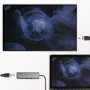 LOGILINK USB-C DOCK STATION USB/SD/HDMI