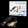 LOGILINK USB 2.0 A/V GRABBER 3XRCA/S-VHS
