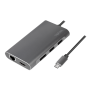 LOGILINK USB-C 3.2 DOCK 8-PORT