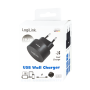 LOGILINK 220V 1XUSB-A FAST CHARGE ADAPTER 10,5W
