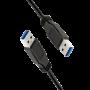 LOGILINK USB 3.0 A-A KABEL 2M