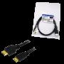 LOGILINK HDMI A-C MINI KABEL GULD 2,0M