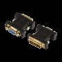 LOGILINK DVI-I/M - VGA/F ADAPTER