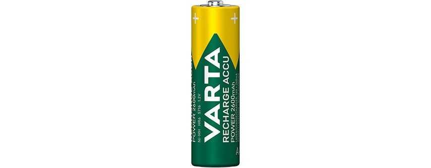 Standardbatterier